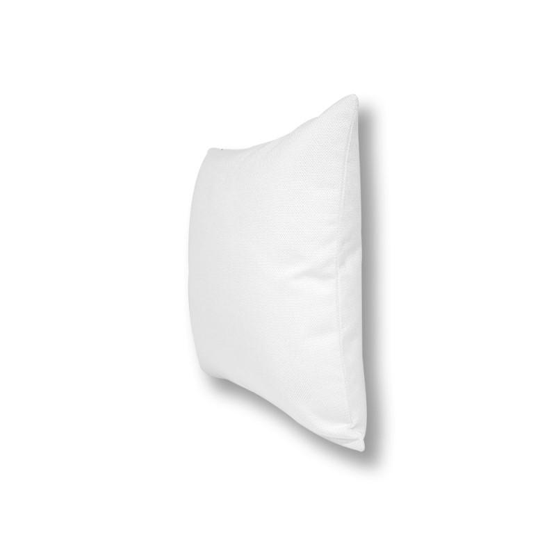 """Sublimation Linen Pillowcase Pure White 18""""*18"""""""