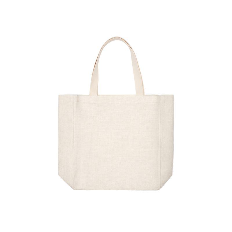 Linen Tote Bag-38*40CM