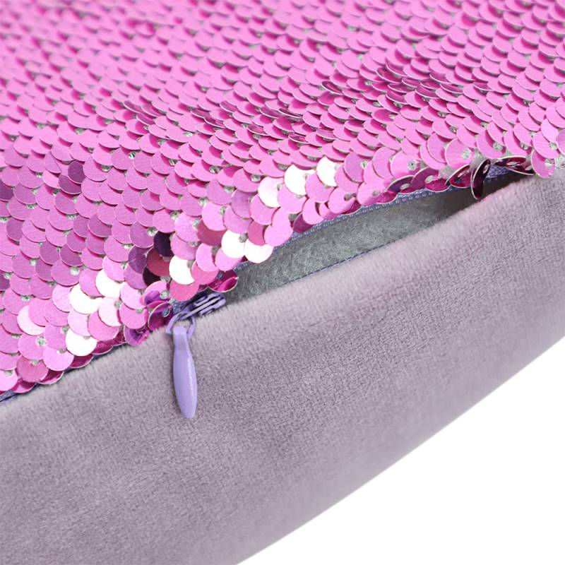 sublimation sequin cushion covers