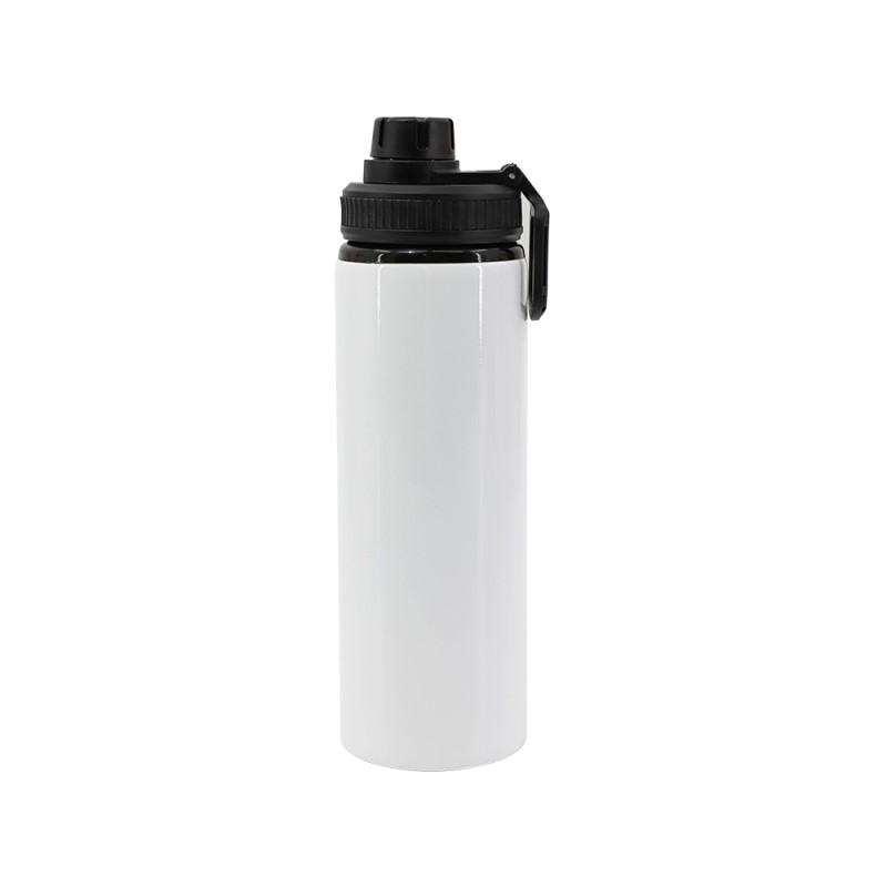 750ml Straight Aluminum bottle