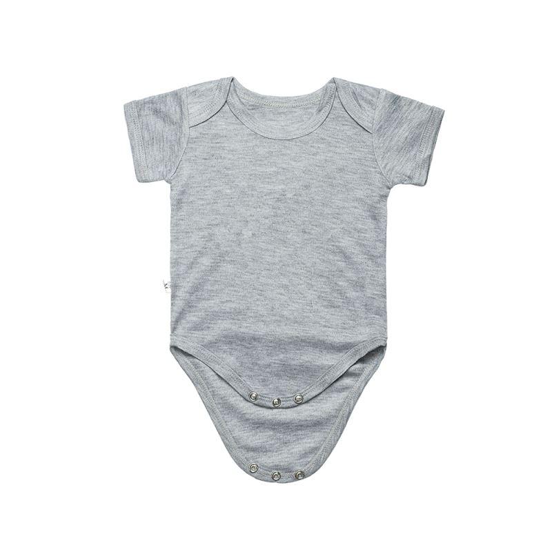 Baby Grow-Grey