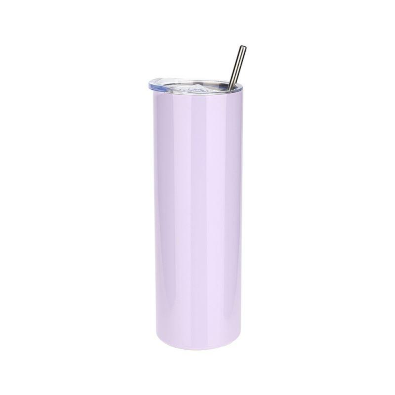 20OZ Stainessl Steel Bottle - Purple