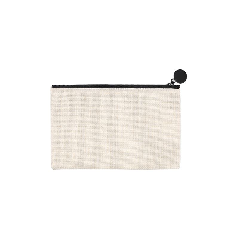 Linen Handbag Square Edge-10x15cm