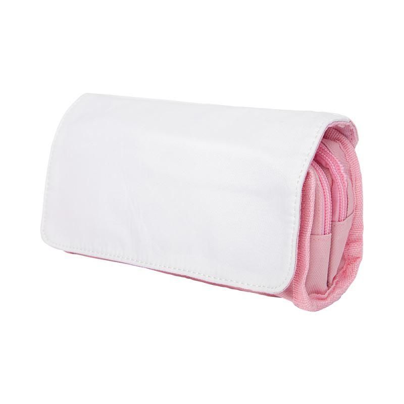 Pencil Case - Pink/Blue