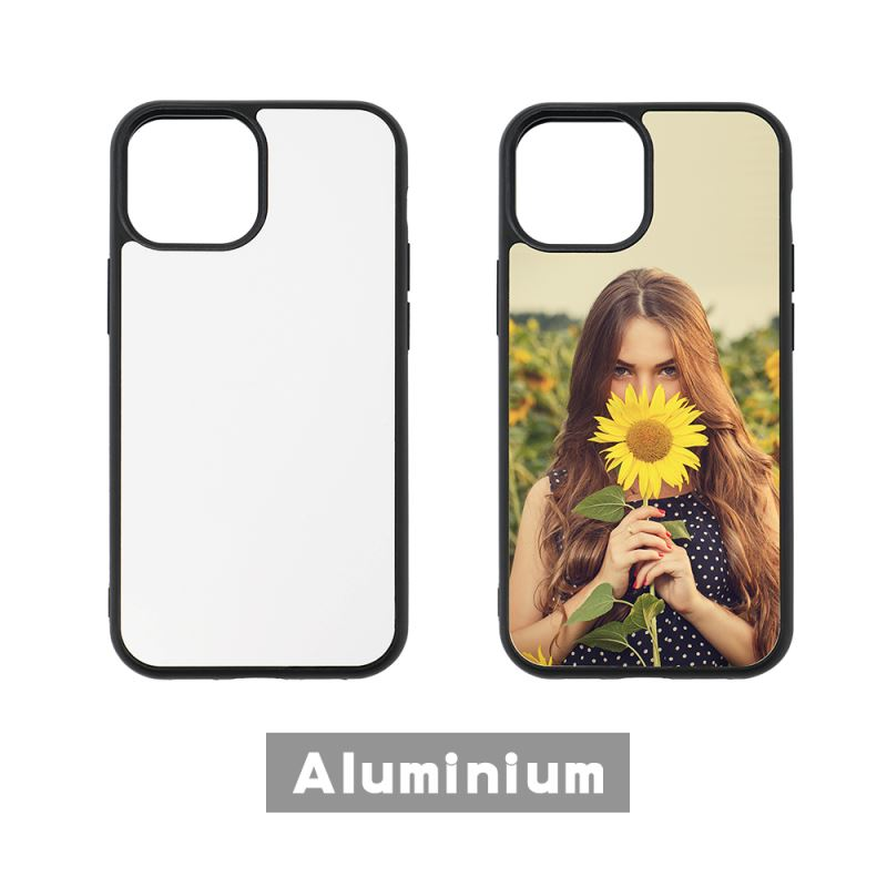 Sublimation Phone Case with Aluminum Insert for iPhone 13 Series