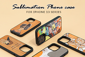 Sublimation phone case for iPhone 13