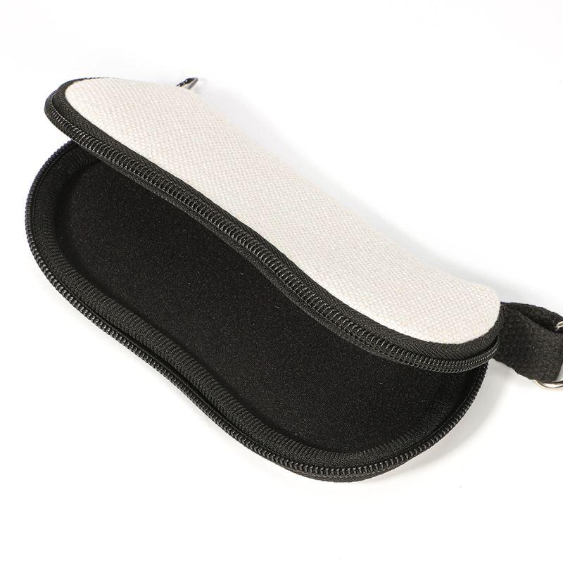 Linen Glasses Case