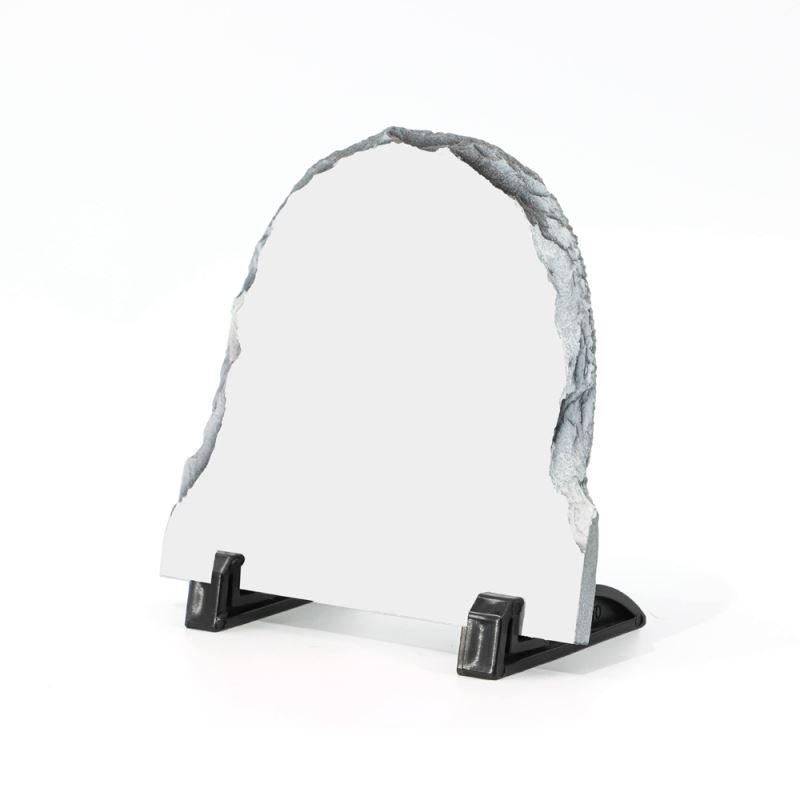 Photo Slate-Small Half Round Glossy/Matte-15*15cm